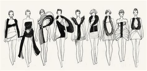 fashion design for beginners to design fashion sketches can be hard in the beginning