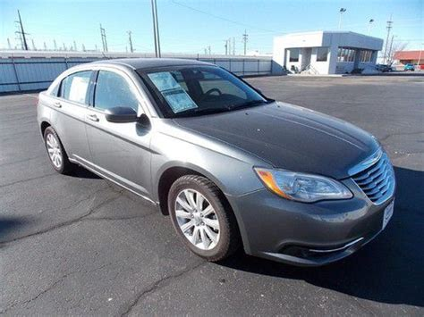 how to sell used cars 2012 chrysler 200 on board diagnostic system find used 2012 chrysler 200 in amarillo texas united states