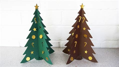 paper christmas tree diy learn how to make the christmas
