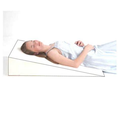 cuscino reflusso cuscino antireflusso matrimoniale forma cuneo su misura