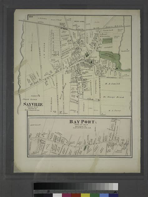 Town Of Islip Records File Sayville Town Of Islip Suffolk Co Bayport Town Of Islip Suffolk Co