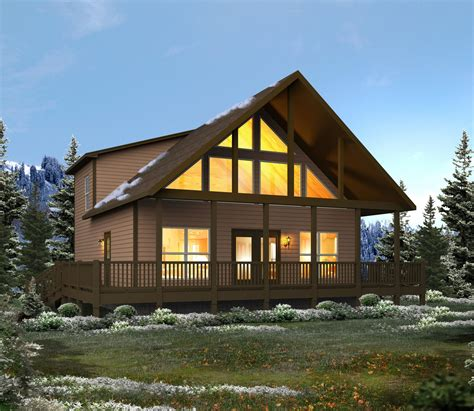 chalet cabin plans browse home plans trinity custom homes