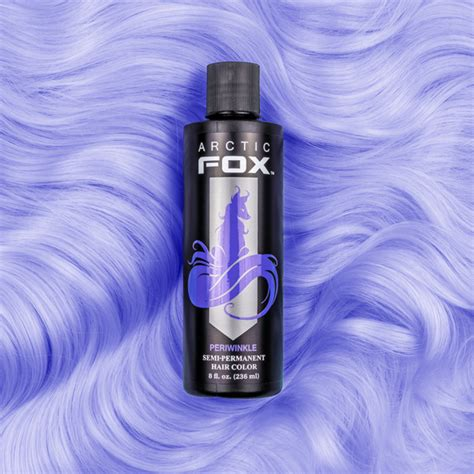 arctic fox hair dye in stores periwinkle arctic fox dye for a cause