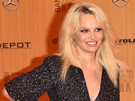 australian actress sues magazine pamela anderson stars on front cover of last ever nude