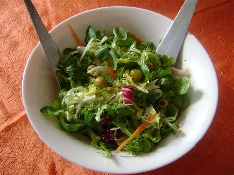 imagenes ensaladas verdes entre fogones y otras recetas cotidianas ensalada verde