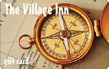 Village Inn Gift Cards - gift certificates the village inn seafood restaurant auburn maine