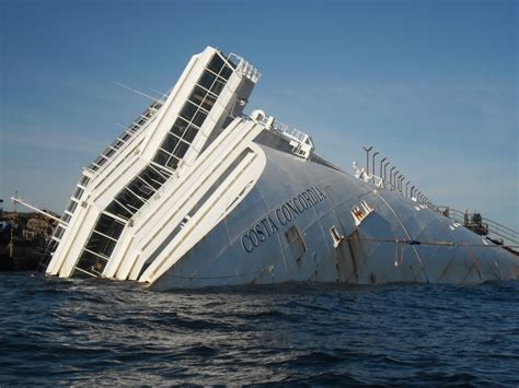 biggest private ships in the world costa concordia largest ship salvaging job in the