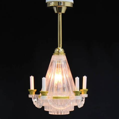 dolls house lighting chandelier dolls house light lt5007 de039