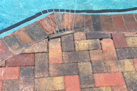 pool deck pavers fort myers pool deck advanced pavers corporation fort myers fl