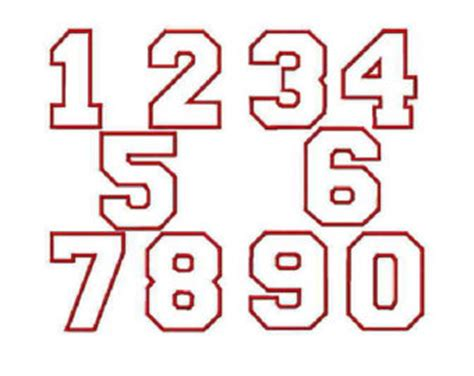 printable varsity font 5 best images of printable varsity number 8 varsity