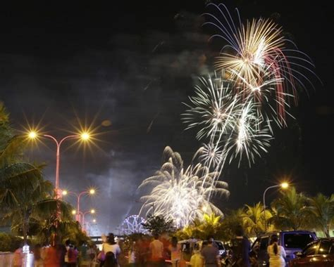 unique new year celebrations around the world the worlds