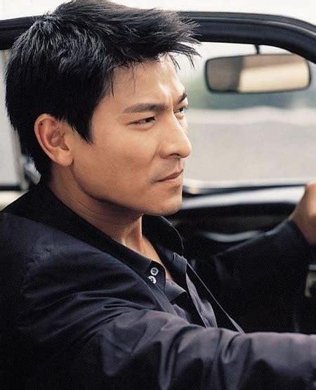 hong kong star latest hair style artist of the week andy lau ღ blank doodles ღ