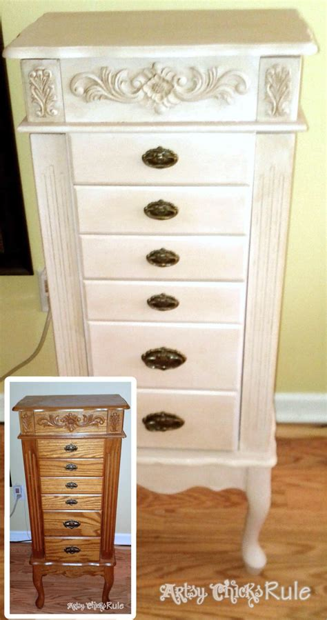 armoire awesome painted jewelry armoire ideas check out