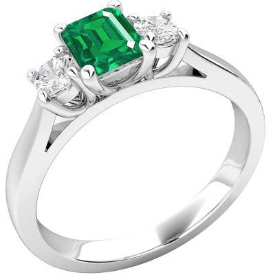 Blue Safir Sapphire 6 15ct emerald gemstone rings purely diamonds
