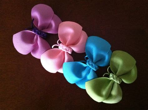 Jepit Rambut Hairbow butterfly hair bows 4 00 via etsy hair bows