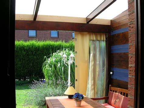 Terrasse Vorhang by Planenwelt Vorhang