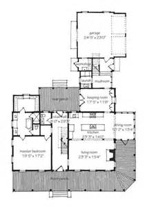 Southern Living Floor Plans by Farmhouse Revival Print Southern Living House Plans