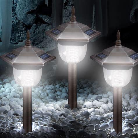 solar gartenbeleuchtung led solarle au 223 enle gartenbeleuchtung solar