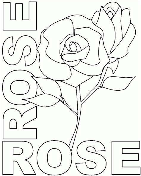 coloring pages more images roses 12 girls flowers coloring pages coloring home