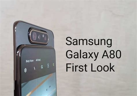 Samsung Galaxy A80 Walmart by Samsung Galaxy A80 Price In India Specifications Features 1st Aug 2019 At Gadgets Now