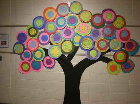 baum cycles paintings what s happening in the room kandinsky trees 1st grade