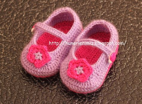 slippers for baby crochet baby slippers pattern free beesdiy