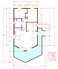 How To Draw A Floor Plan In Autocad Learn To Draw In Autocad Accurate With