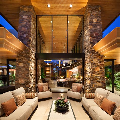 dream house design inside and outside magician s tricked out new mansion sets vegas price record