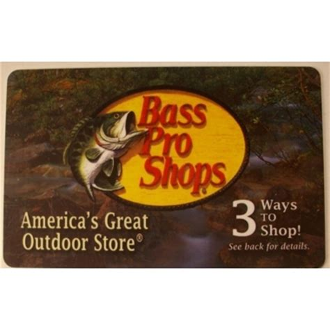Bass Pro Shops Gift Card Balance - bass pro shops 1 36 gift card donated shared progress