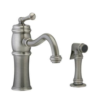 phylrich kitchen faucets dk205s phylrich universal single handle kitchen faucet