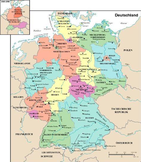Kare Deutschland by Image Gallery Karte Deutschland