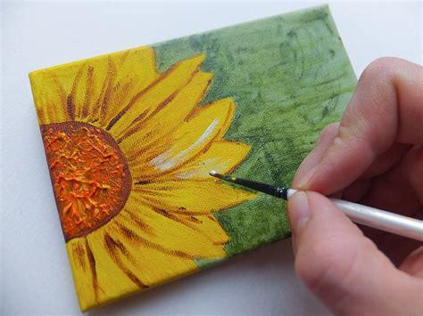 watercolor tutorial sunflowers sunflower tutorial 11 jmpblog art lessons pinterest