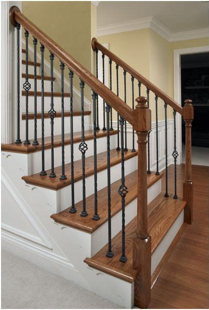 Staircase Spindles Ideas Best 25 Stair Spindles Ideas On Metal Stair Spindles Spindles For Stairs And