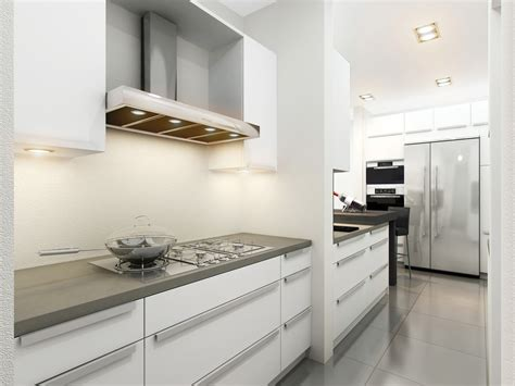 grandiose white and grey kitchens painted added white wall