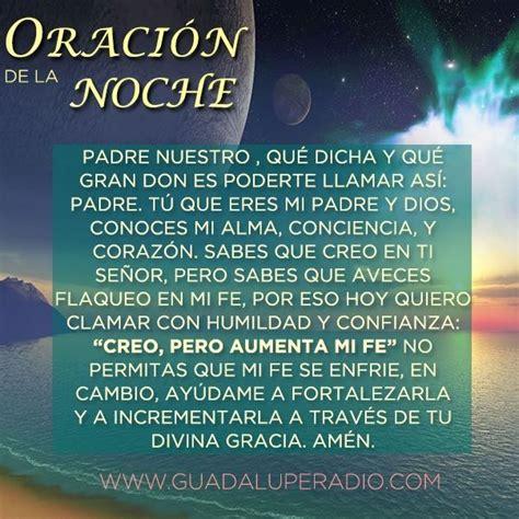 mensajes de buenas noches con oraci n y frases de buenos deseos oracion de la noche mensajes pinterest fes and dios