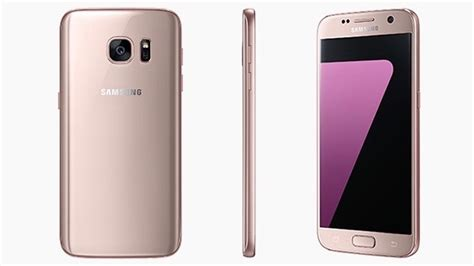 Samsung S8 Pink Gold Samsung Galaxy S7 Now Available In Pink Gold Trusted