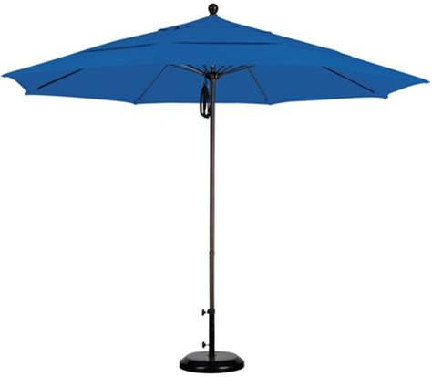 Patio Umbrella 11 11 Sunbrella Aa Aluminum Patio Umbrella
