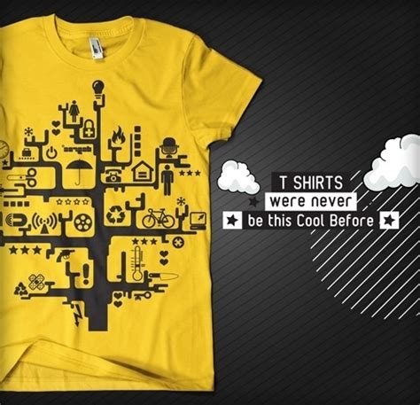 designspiration t shirt best shirts cool behance network tree images on