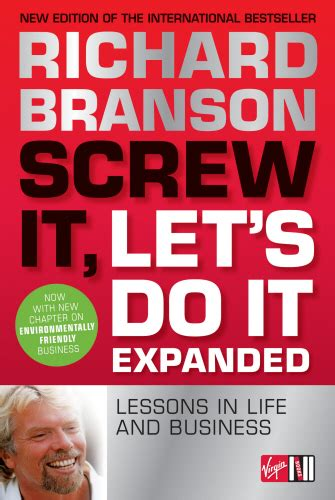 let s rock books it just do it by richard branson like success