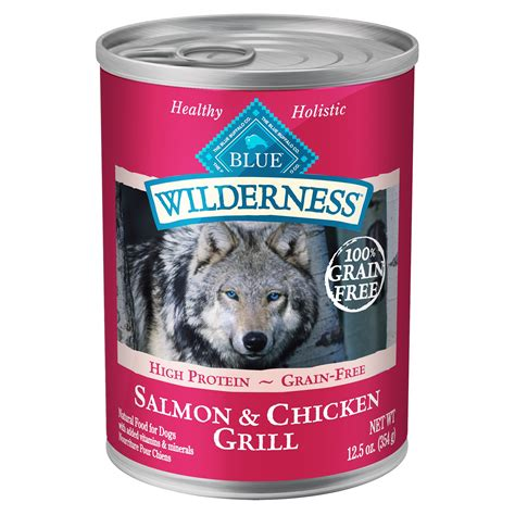 petco puppy food blue buffalo blue wilderness salmon chicken grill food petco
