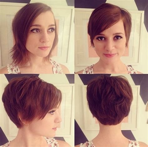 hair cut for spring 2015 fotogallery capelli corti i migliori look per l estate