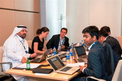 Mba Programs In Qatar by Qatar Foundation Hec Hosts Energy Major In Doha