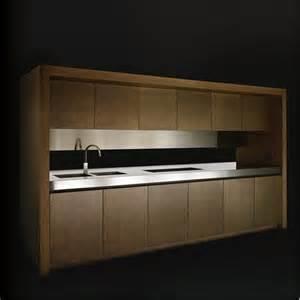 Black Cabinets Kitchen elegant wooden kitchen bridge by armani dada digsdigs