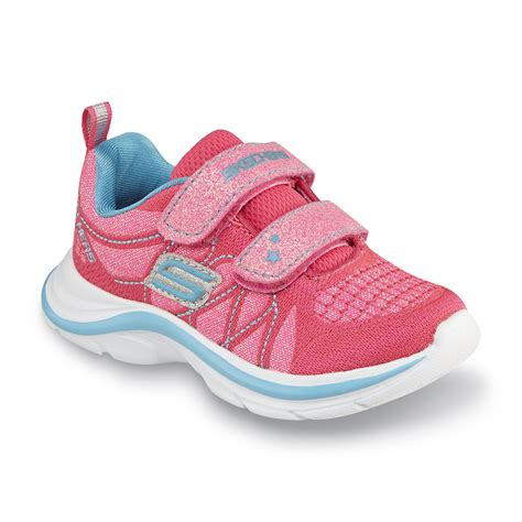 skechers toddler shoes skechers toddler s kicks lil glammer neon pink