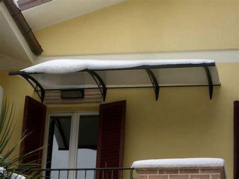 capottina parapioggia per porte e finestre pensiline parapioggia