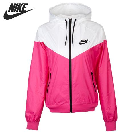 Jaket Nike Windrunner Original original new arrival nike windrunner s jacket hooded sportswear in running jackets from
