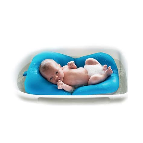 infant baby bath pad non slip bathtub mat newborn safety