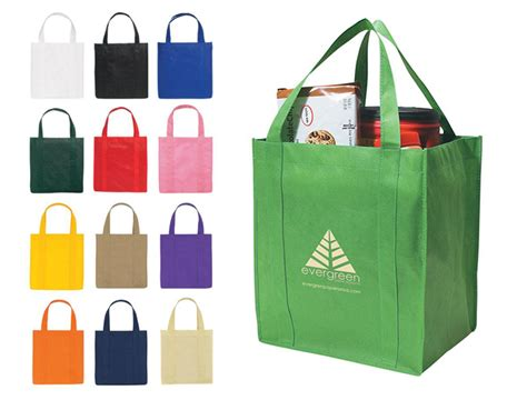 Environmentally Friendly Giveaways - non woven polypropylene promotional bags environmentally friendly promotional gifts