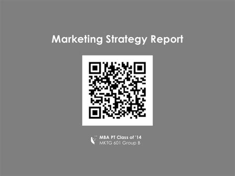 Minnesota Mba Class Profile by Mktg601 Marketing Strategy For Minnesota Micromotors