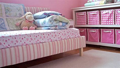 How Big Is A Crib Mattress by Upcycle Your Crib Mattress Into An Upholstered Toddler Bed